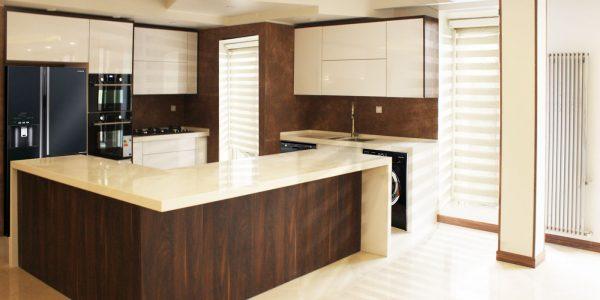 کابینت آشپزخانه ملونا